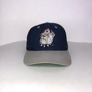 Vintage Georgetown Hoyas Hat 90s